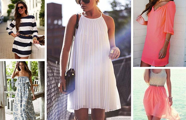 25+1 καλοκαιρινά φορέματα για τις διακοπές και όχι μόνο - Όλα Για ... 73e47b245b7