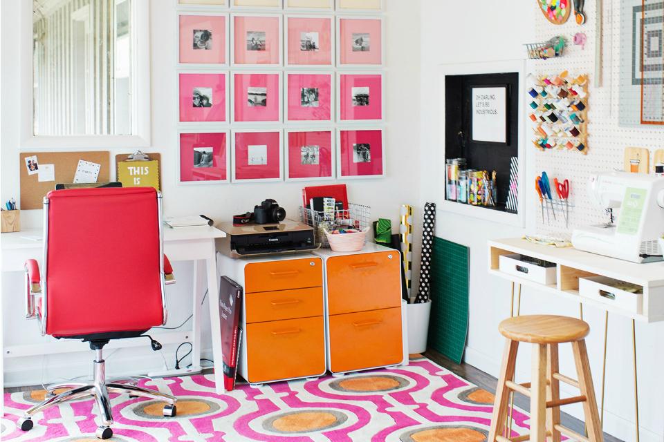 e246360bb8da 20 ιδέες για γραφεία που θα σας κάνουν να ανανεώσετε άμεσα το δικό ...