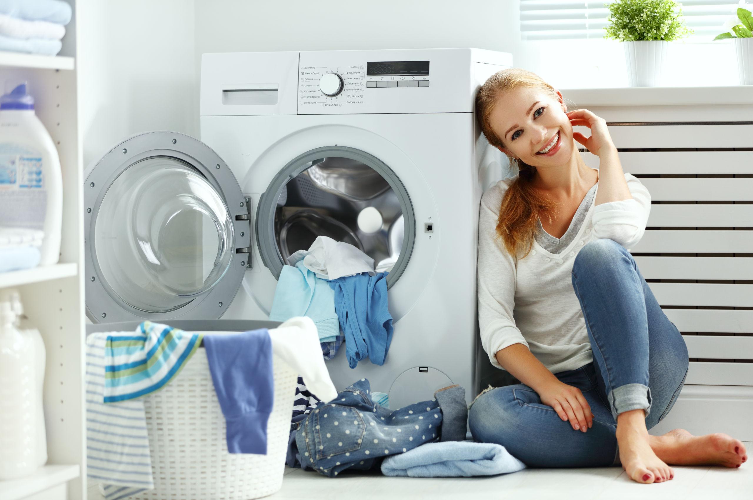 568125c48ec Πώς θα κάνετε να μην μυρίζει άσχημα το πλυντήριο ρούχων - Όλα Για ...