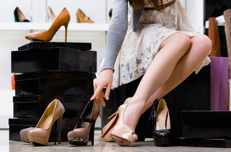 839d85d48b Απλά μυστικά για να επιλέξετε τα σωστά παπούτσια - Όλα Για Την Γυναίκα