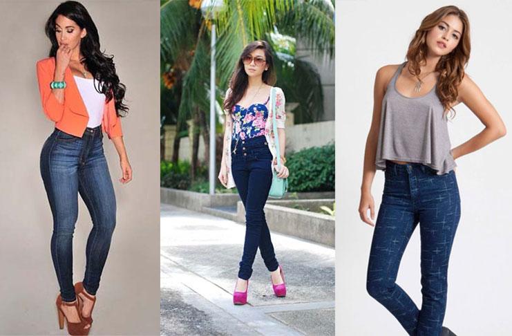 Ψηλόμεσα Jean: Πως να φορέσετε σωστά και τι να αποφύγετε