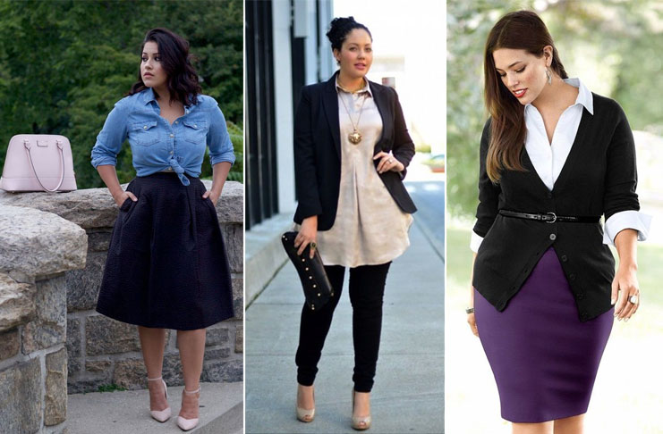 e99c72778f6 Πως να επιλέξετε σωστά γυναικεία ρούχα σε μεγάλα νούμερα - Όλα Για ...