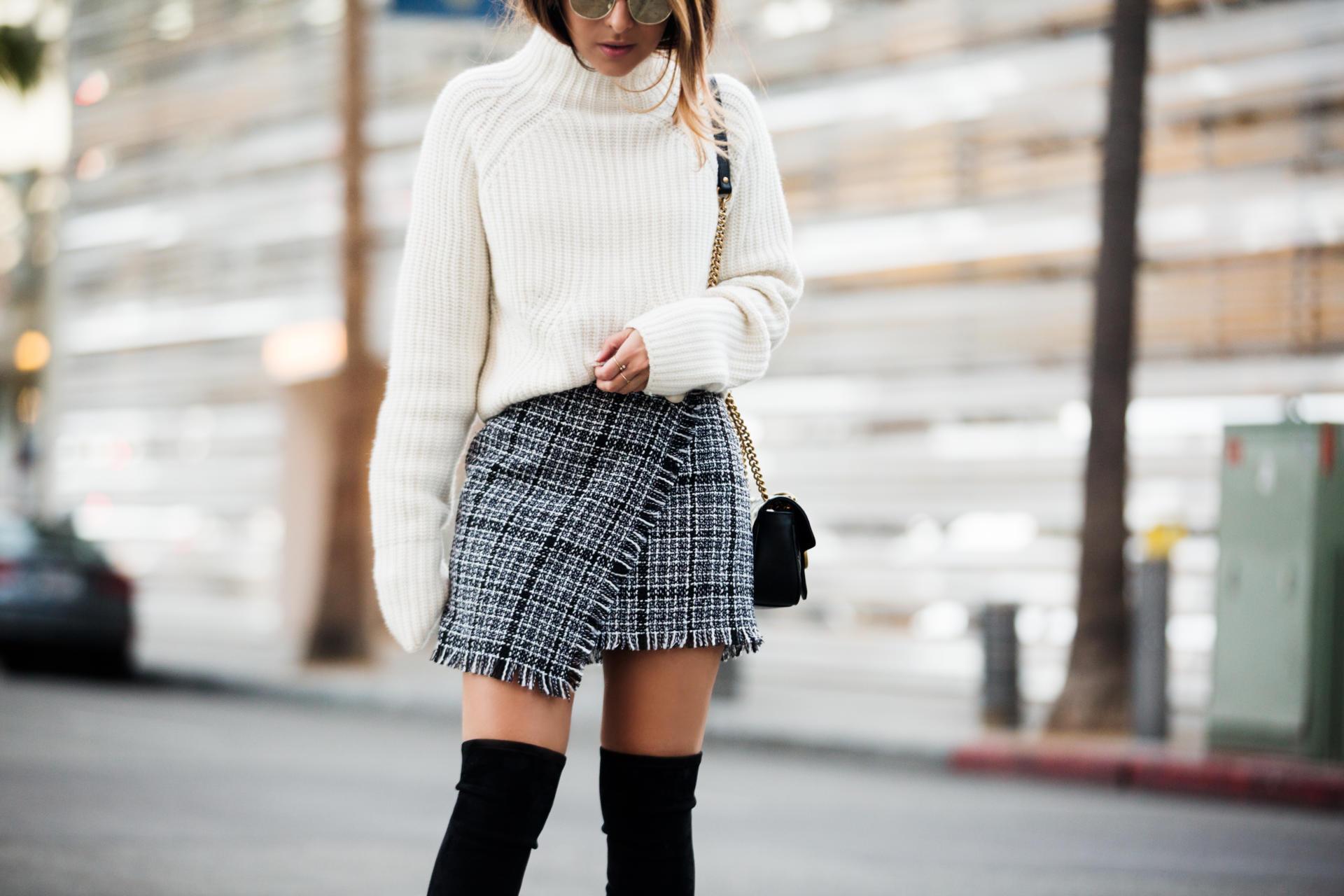 e015e6a71f20 5 τρόποι να φορέσεις την μίνι φούστα χωρίς να είσαι προκλητική ...