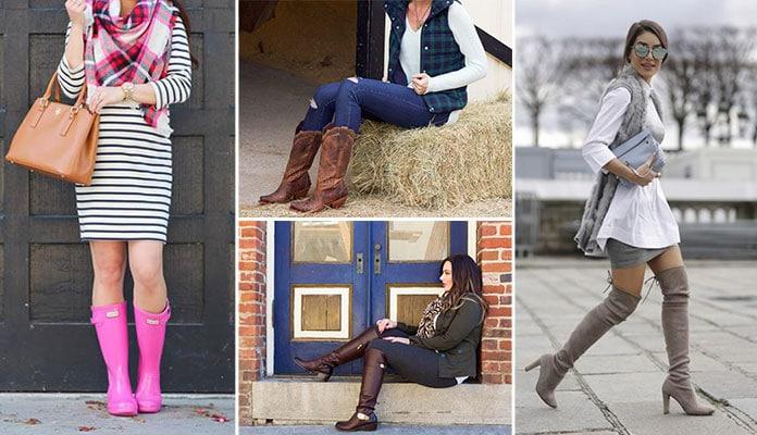 72dfeb85d025 Σύνολα με μπότες  Πως να συνδυάσετε κάθε είδος για άψογο ντύσιμο ...