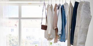4c72387bc8a 5 Τρόποι για να Αποθηκεύσετε τα Ρούχα σας αν δεν Έχετε..