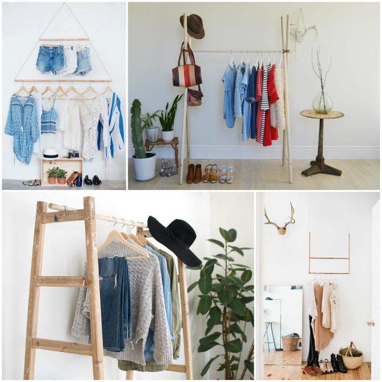 7787a433c097 Έξυπνες και δημιουργικές ιδέες με κρεμάστρες ρούχων - Όλα Για Την ...