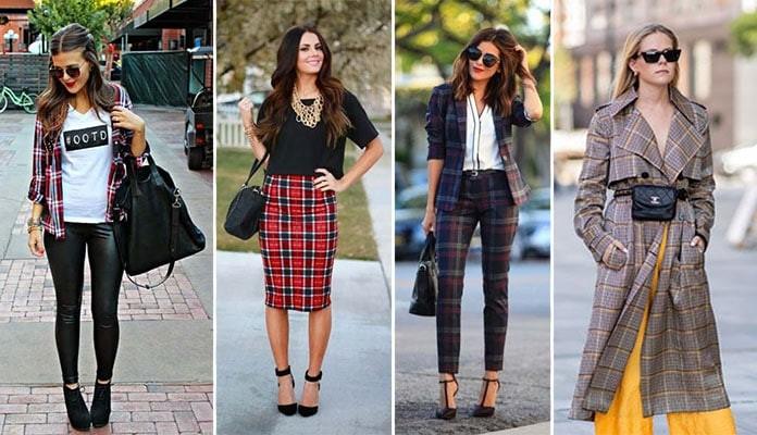 98e5ee11f112 40 τέλειοι συνδυασμοί ρούχων με καρό πουκάμισο, παντελόνι ή φούστα ...