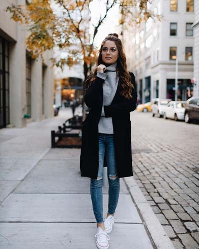 dd10dc743fe5 Δείτε στη συνέχεια πως μπορείτε να φορέσετε το πλεκτό σας πουλόβερ