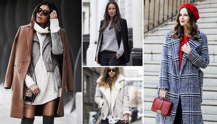 36f2bfd0850 Παλτό 2019: Τι θα φορεθεί στα πανωφόρια τον φετινό Χειμώνα - Όλα Για ...
