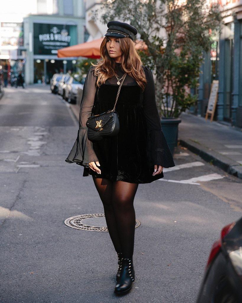 6ccf6fe6cf9f Η fashion blogger που θα σας κάνει να λατρέψετε τις καμπύλες σας ...