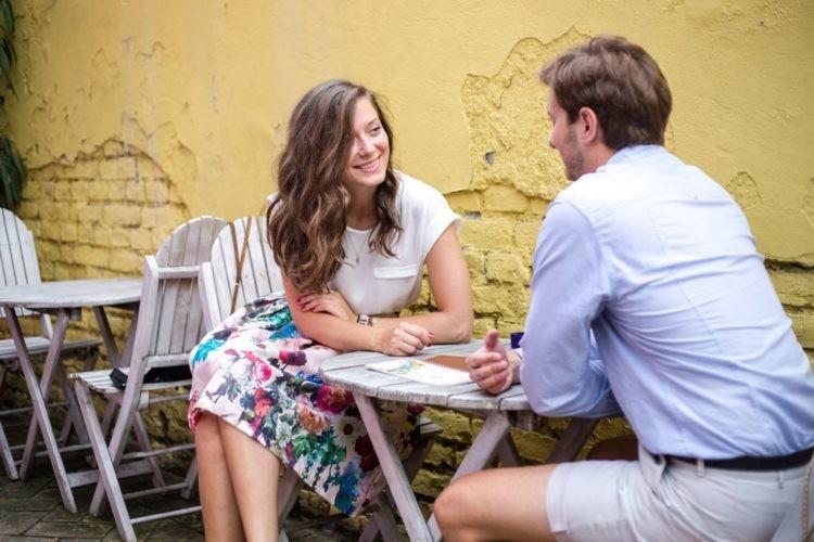 πρώην σύζυγος ραντεβού και πάλι