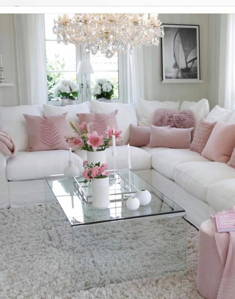 50 Romantic Shabby Chic Living Room Decor Ideas Ola Gia
