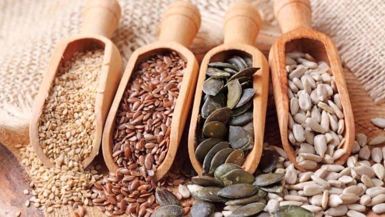 Οι 6 υπέρ-σπόροι με τα μεγαλύτερα οφέλη στην υγεία του οργανισμού μας